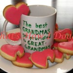 Coffee Cup Cookies