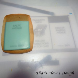 Monopoly Cookies- That's How I Dough