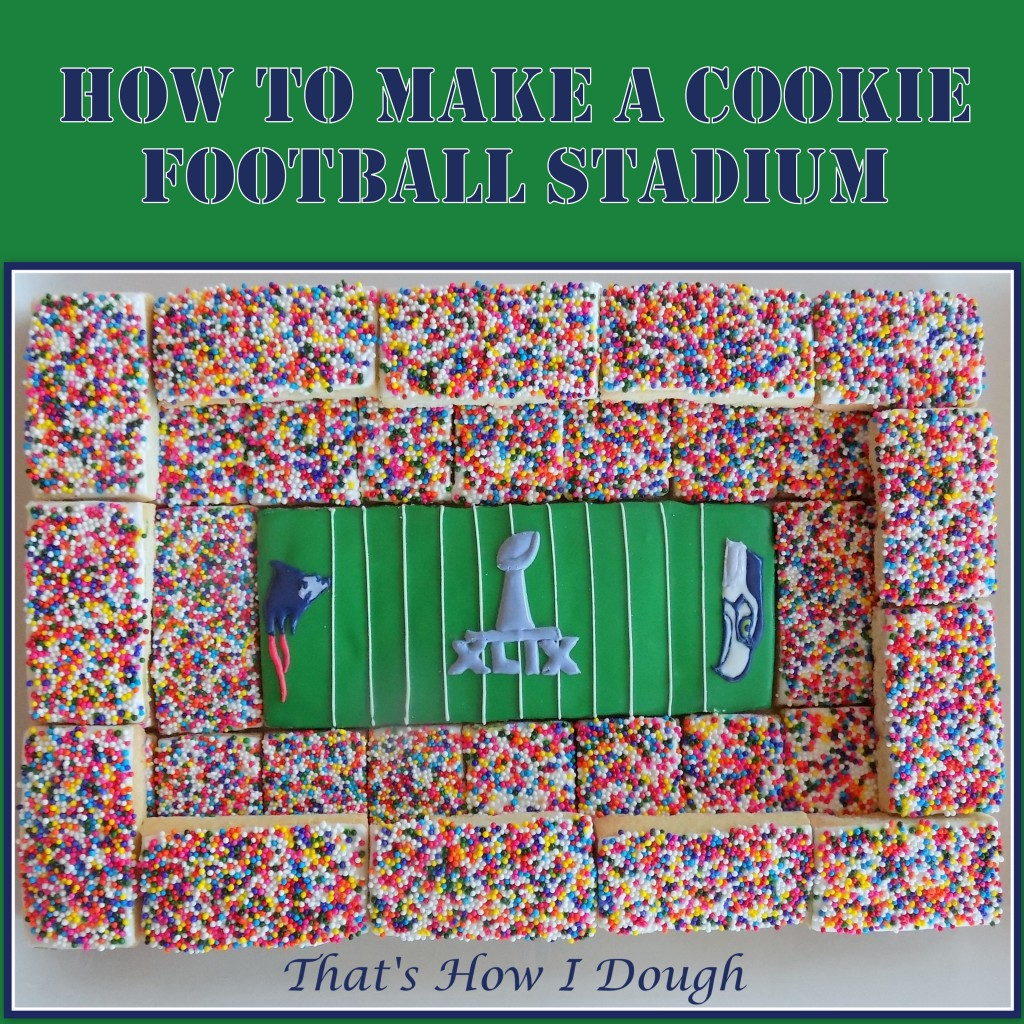 Cookie Stadium- That's How I Dough